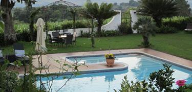 Plumbago Guesthouse Swimming Pool