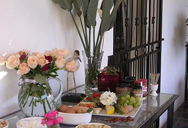 Plumbago Guesthouse Breakfast