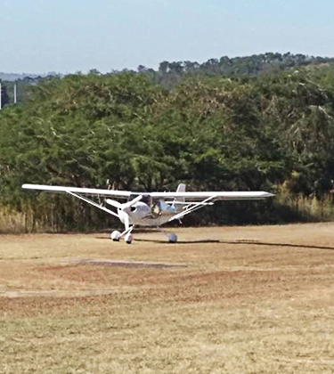 Plumbago Guesthouse Flying